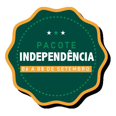 Pacote Independência 2019